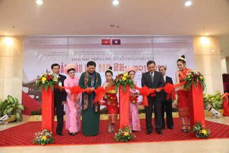 Khai mac nhung ngay Van hoa Du lich Viet Nam tai Lao - Anh 1
