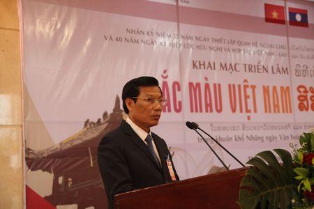 Khai mac nhung ngay Van hoa Du lich Viet Nam tai Lao - Anh 2