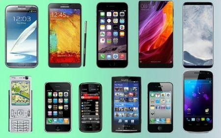 Man hinh smartphone co do phan giai ngay cang lon - Anh 1