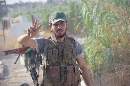 Dai thang, quan Syria hung huc khi the chien dau o Damascus - Anh 10