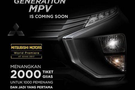 Mitsubishi sap 'trinh lang' xe 7 cho Expander gia 650 trieu - Anh 1
