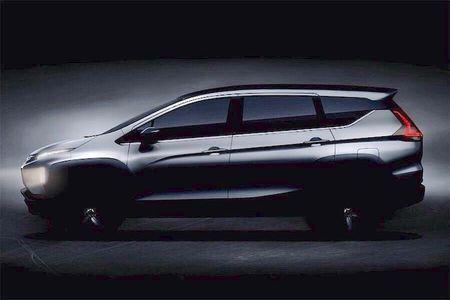 Mitsubishi sap 'trinh lang' xe 7 cho Expander gia 650 trieu - Anh 3
