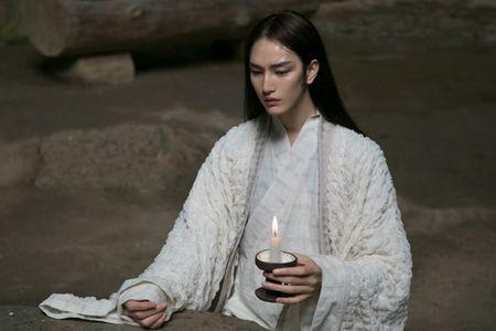 Chang trai Trung Quoc gay choang voi ve dep phi gioi tinh - Anh 8