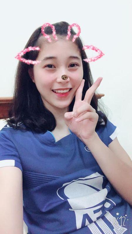 Anh doi thuong cuc 'cool' cua hot girl bong chuyen Viet Nam - Anh 5