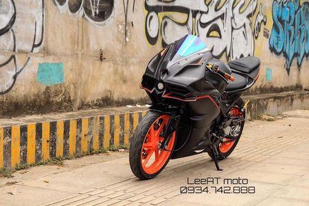 Tho Viet do Honda NSR150 thanh moto Kawasaki tien ty - Anh 1