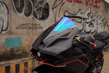 Tho Viet do Honda NSR150 thanh moto Kawasaki tien ty - Anh 3