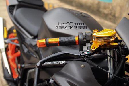 Tho Viet do Honda NSR150 thanh moto Kawasaki tien ty - Anh 4