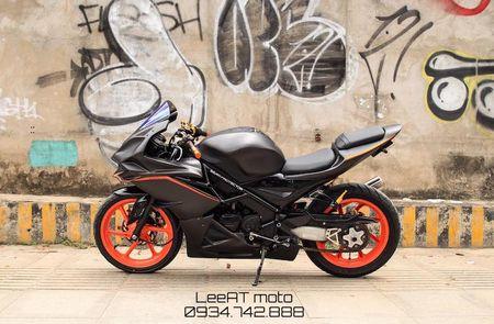 Tho Viet do Honda NSR150 thanh moto Kawasaki tien ty - Anh 5