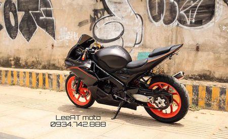 Tho Viet do Honda NSR150 thanh moto Kawasaki tien ty - Anh 8