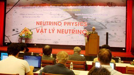 Thanh lap Nhom Vat ly Neutrino Viet Nam - Anh 2