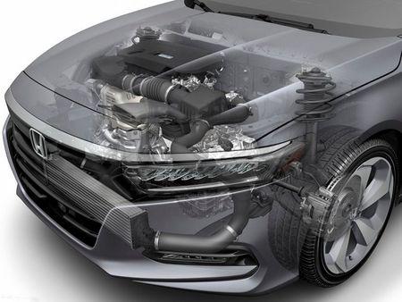 Cuoc doi dau 'dam mau' cua hai nguoi dong huong Nhat Ban: Honda Accord 2018 va Toyota Camry 2018 - Anh 7