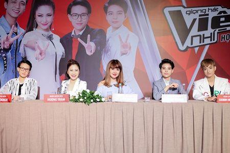 Soobin Hoang Son, Huong Tram hat dan ca ngot lim chung minh chuyen mon - Anh 2
