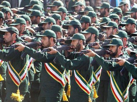 Iran doa gay hau qua tham khoc cho luc luong My tai Trung Dong - Anh 1