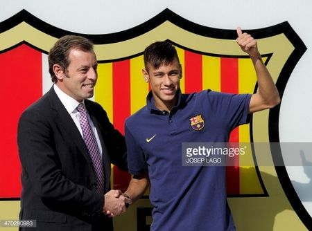 Cam canh bi Messi che mo, Neymar tinh chuyen binh bien - Anh 5
