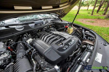 Danh gia SUV sang VW Touareg: kho co the che dang cap xe Duc! - Anh 13