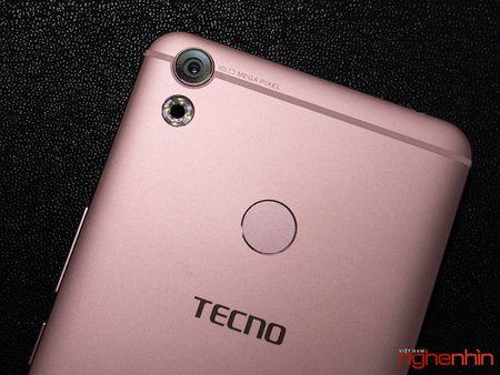 Danh gia Tecno Camon CX: ngoai hinh dep, camera tot - Anh 4