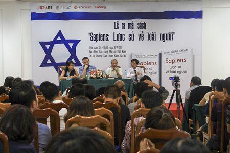'Sapiens: Luoc su ve loai nguoi' - Cuon sach dang doc ve 70.000 nam lich su - Anh 1