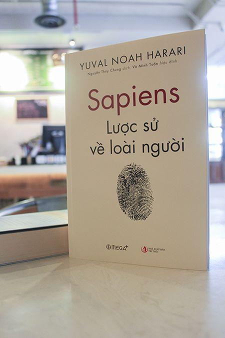 'Sapiens: Luoc su ve loai nguoi' - Cuon sach dang doc ve 70.000 nam lich su - Anh 3