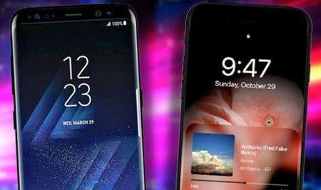 Apple dang 'hut hoi' truoc Samsung o thiet ke smartphone - Anh 1
