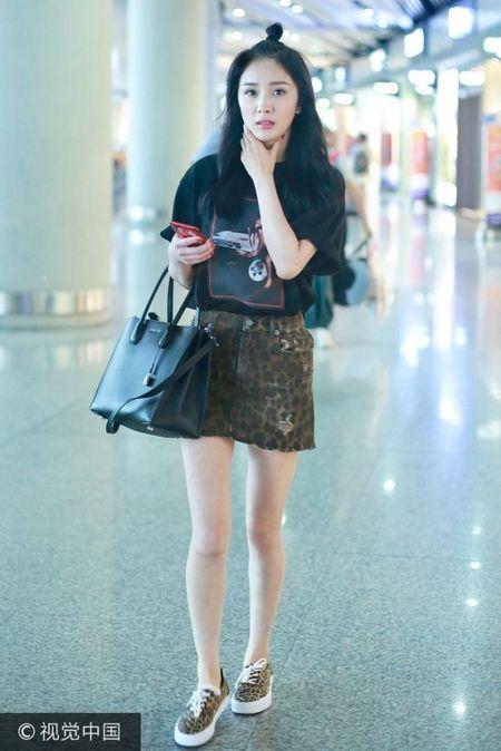 Thuc hu chuyen Duong Mich lo 'dau hon' tren co - Anh 3
