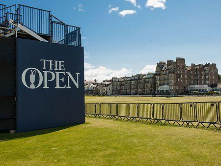 Open Championship lan thu 146 bung no tai Royal Birkdale Golf Club - Anh 1