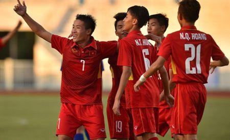 U-15 Viet Nam se dung doi hinh hai dau U-15 Dong Timor? - Anh 3