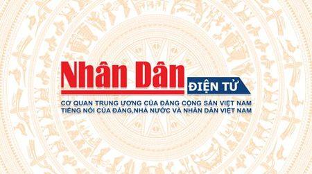 Ninh Binh kiem tra du an cai tao nang cap ho Thuong Xung - Anh 1