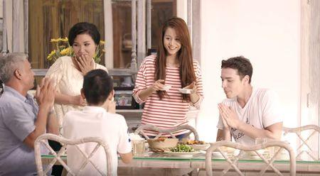 3 net duyen Viet duoc khac hoa trong MV 'Vi que nha' - Anh 4
