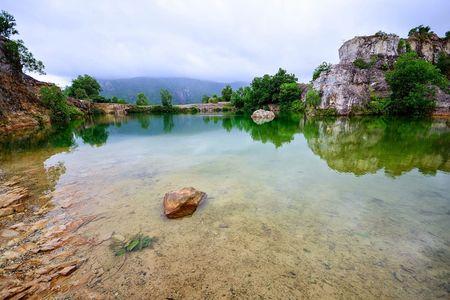 Lac buoc vao 'tuyet tinh coc' phien ban mien Tay - Anh 9