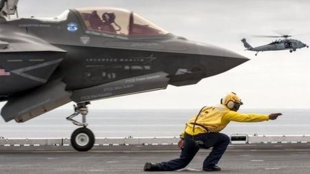 Quan doi Anh se phai mua F-35 voi 'gia rat chat' - Anh 2