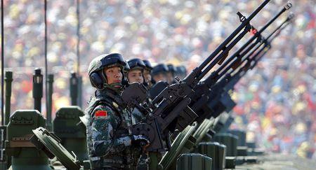 Bao Nga: Trung Quoc tap tran thuc hanh xam nhap An Do - Anh 1