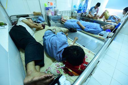 Ha Noi: Sot xuat huyet van tang manh, 2.700 nguoi mac moi/tuan - Anh 1