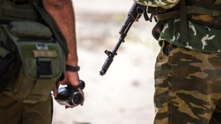 Xung dot leo thang o Donbass: Khong the dam phan... - Anh 1