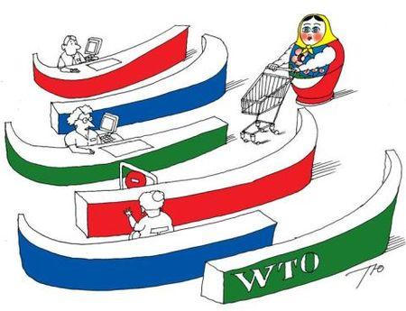 Tin soc: Nga muon roi WTO - Anh 2