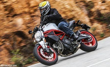 Chot gia ban Ducati Multistrada 950 va Monster 797 2017 - Anh 2