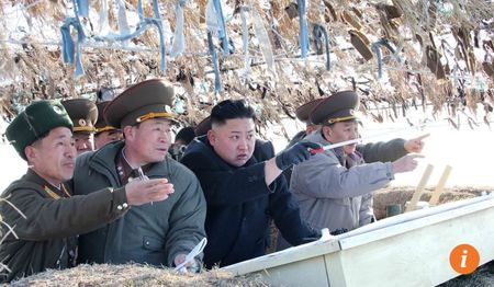 Kim Jong-un khong muon danh nhau voi My, chi can dieu nay - Anh 1