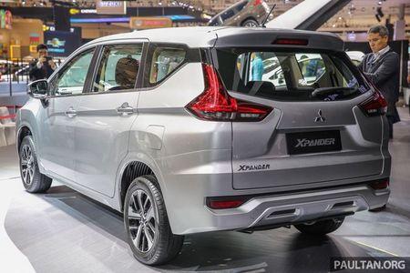 MPV co nho gia re Mitsubishi Xpander chinh thuc ra mat - Anh 2