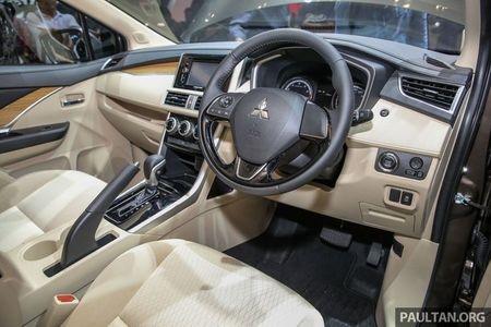 MPV co nho gia re Mitsubishi Xpander chinh thuc ra mat - Anh 3