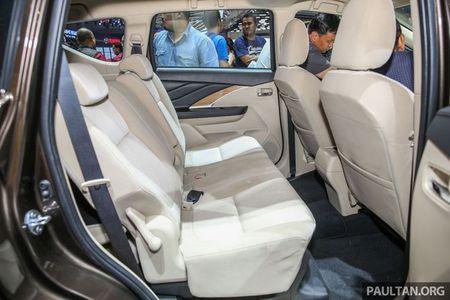 MPV co nho gia re Mitsubishi Xpander chinh thuc ra mat - Anh 4