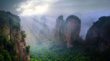 Chinh phuc nui bay co that trong sieu pham 'Avatar' - Anh 1