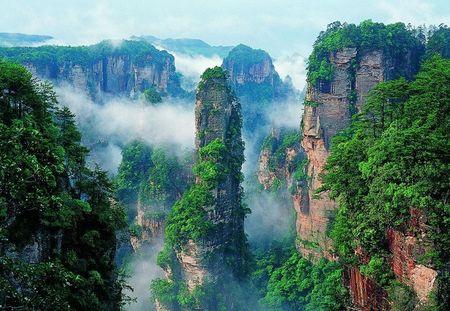 Chinh phuc nui bay co that trong sieu pham 'Avatar' - Anh 5