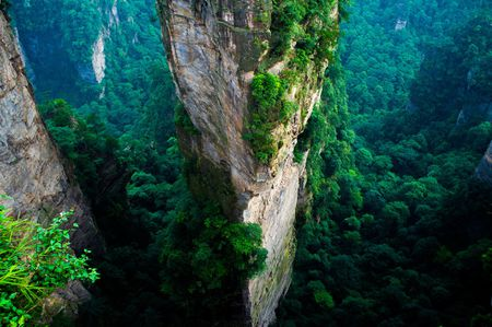Chinh phuc nui bay co that trong sieu pham 'Avatar' - Anh 6