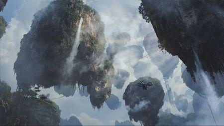 Chinh phuc nui bay co that trong sieu pham 'Avatar' - Anh 7