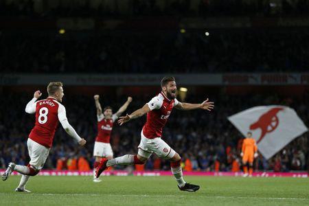 5 diem nhan Arsenal 4-3 Leicester: Phai giu Giroud! - Anh 2