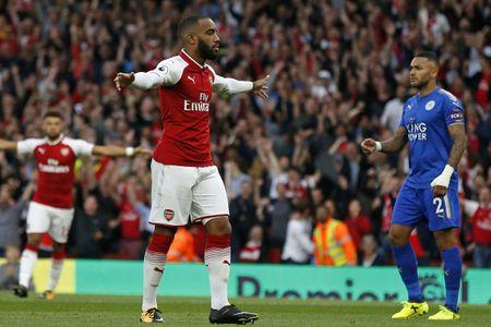 Nhung con so khong the bo qua trong ngay Arsenal ra quan - Anh 1