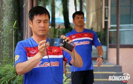 Ren the luc, BHL U22 Viet Nam san sang chien SEA Games 29 - Anh 2