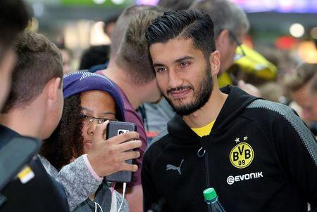 Toi do Dembele khien cac cau thu Dortmund 'mat nhu dua dam' - Anh 10