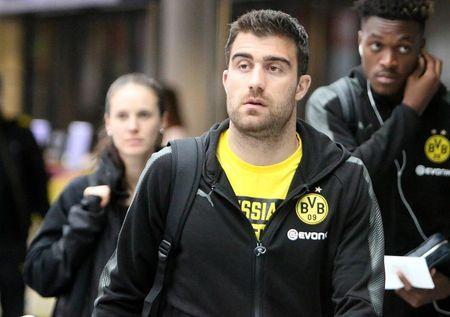 Toi do Dembele khien cac cau thu Dortmund 'mat nhu dua dam' - Anh 12