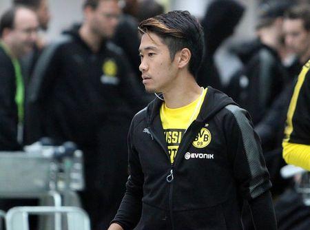 Toi do Dembele khien cac cau thu Dortmund 'mat nhu dua dam' - Anh 1