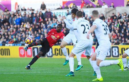 Mourinho yeu cau moi vi tri cua Man Utd phai ghi ban - Anh 1
